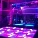LED Dance Floors, Walls & Tunnels