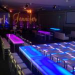 LED Dance Floors and Bars