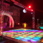 LED Dance Floors and Bars
